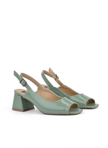 Ziya Sandalet Yeşil